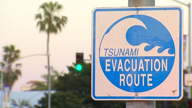Bay Area Tsunami Risk