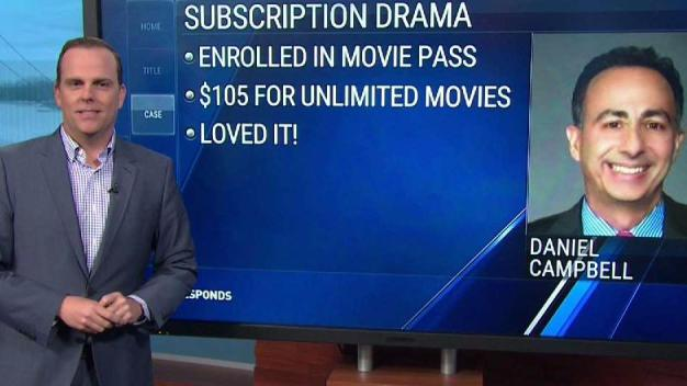 SF Man's Movie Subscription Abruptly Canceled