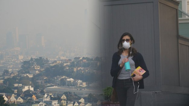 Bay Area's Air Quality Currently the Worst in the World