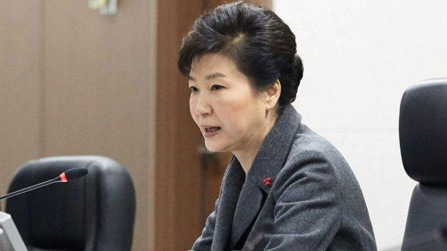 South Korean Lawmakers Vote to Impeach President