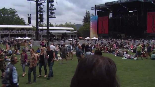 Safety a Priority at Napa's BottleRock Festival