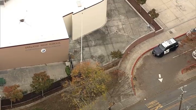 Report of Shooter at San Jose High School Unfounded: Police