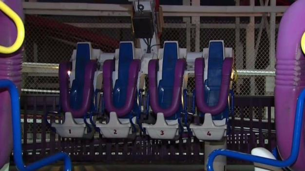 Santa Cruz Boardwalk Closes Ride After Deadly Ohio Incident