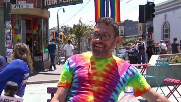 Security Measures Ramped Up During SF's Pride Weekend