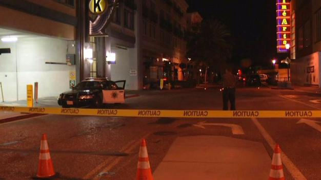 Shots Fired Inside Condo at Santana Row in San Jose