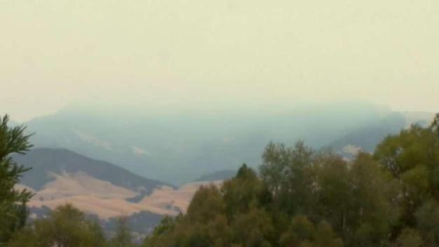 Smog, Smoke Prompt Spare the Air Alert for Weekend