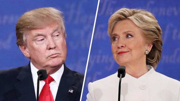 Trump Calls Clinton a 'Nasty Woman' at Debate