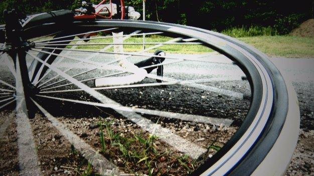 Renegade Biker Tackles SF with Traffic Cones
