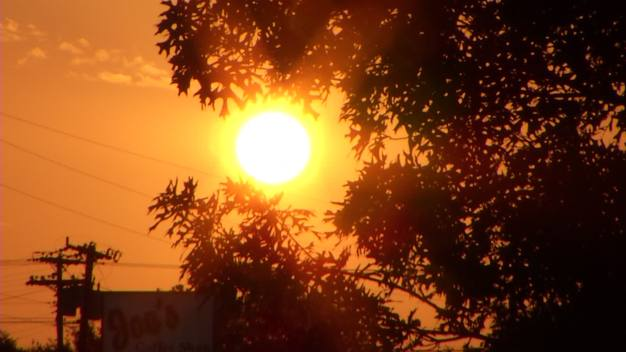 Weekend Warmup: Weather Service Warns of Possible Heat Risks