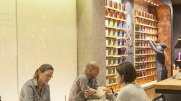 Teavana Stores Shut Down