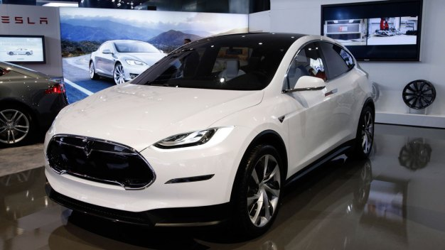 Tesla Model X Involved in Crash Allegedly in Autonomous Mode
