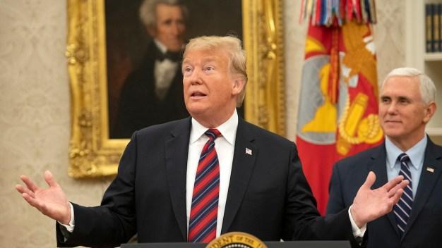 Democrats Don't Buy Trump's Shutdown-Ending Compromise