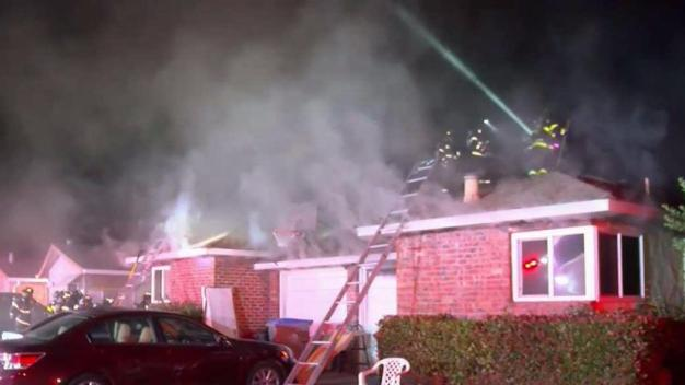 Two Taken to Hospital After Fire Ignites Inside SJ Duplex