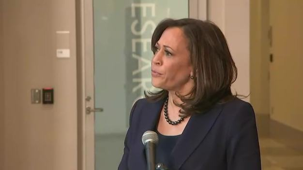 "Harris: ""Stand Up and Fight for Best of Who We Are"""