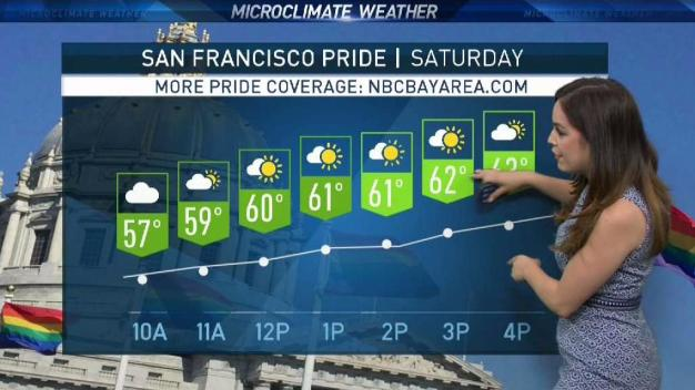 Vianey's Forecast: Cool Start Before Warming