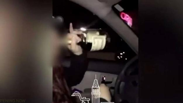 Viral Snapchat Video Prompts Search For Alleged DUI Driver