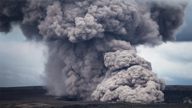 Concerns Over Toxic Gas After Kilauea Explosion