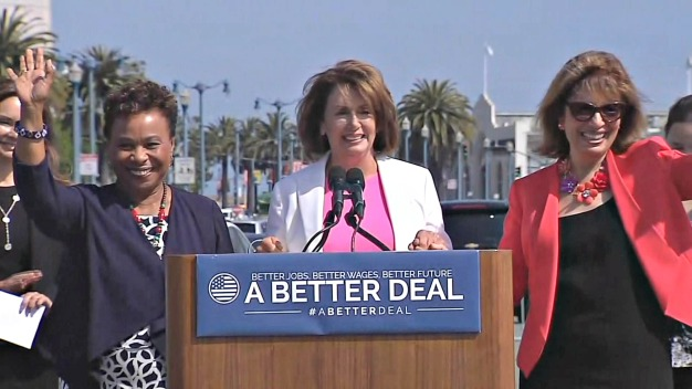 Pelosi Commemorates Women's Equality Day