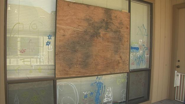 Synagogue Vandalized in Alameda