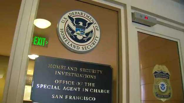 NorCal ICE Official Says Agency 'Focused on Public Safety'