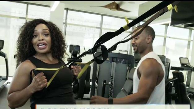 Workout Secrets With Angela Bassett's Trianer