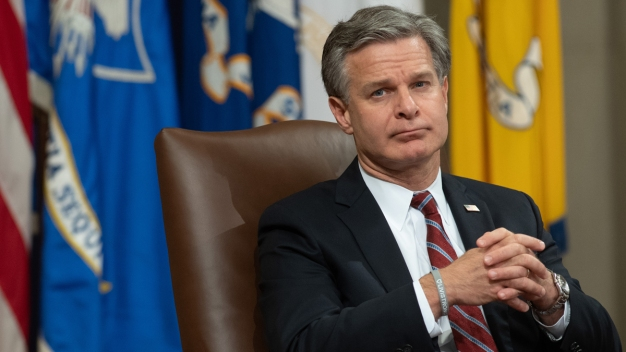 Testimony by FBI's Wray Could Be Preview of Mueller Hearing