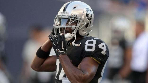 Source: Raiders' Brown Loses Second Helmet Grievance
