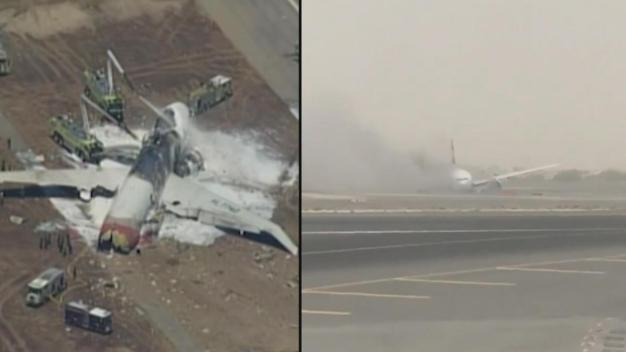 Striking Similarities Between Emirates, Asiana Crashes