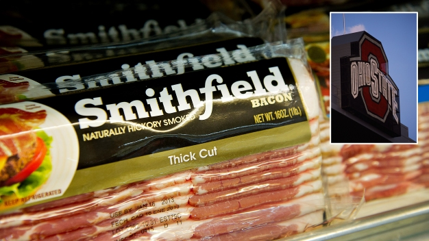 Mmm ... Bacon! Vending Machine a Hit on Ohio State U Campus