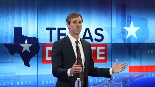 Texas' O'Rourke Tells National Audience He'd Impeach Trump