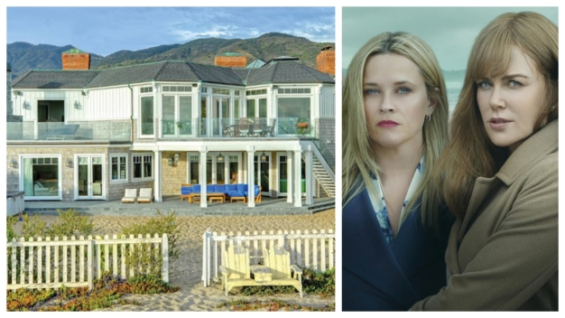 'Big Little Lies' Mansion For Rent — But Not in Monterey}