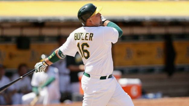 A's Get Timely Hits, Take Series vs Tigers
