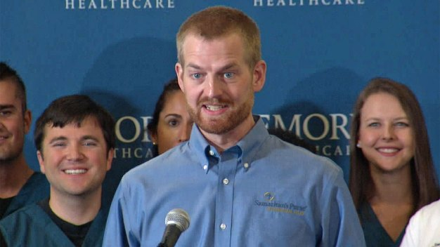 WATCH: Doctor Who Survived Ebola Speaks in Senate