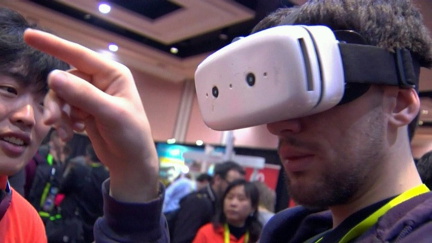 CES 2016: Big Buzz Is About Virtual Reality