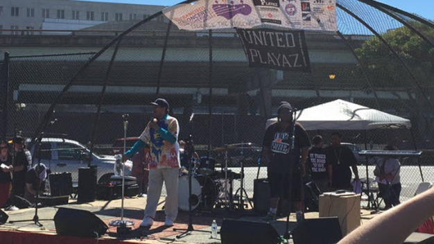 SF Concert Joins Nationwide Festival to End Gun Violence