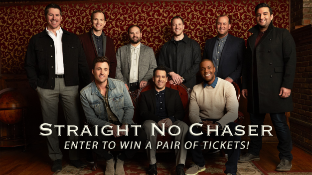 Straight No Chaser: One Shot Tour Sweepstakes