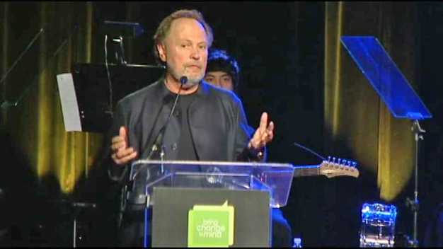 Nonprofit Event Honors Robin Williams, Billy  Crystal