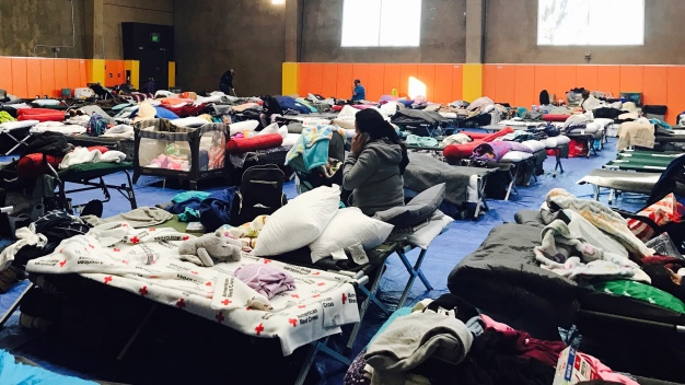 San Jose Aims to Close Community Center Flood Shelter
