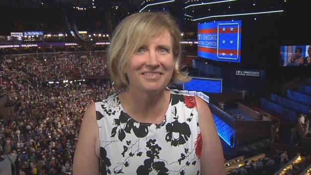 Clinton Delegate Holding Out Hope For Historic Theme at DNC