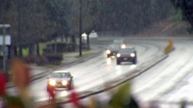 Rain Returns to Bay Area, With East Bay Showers