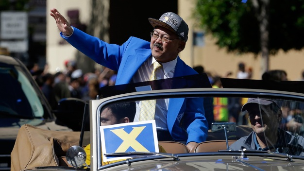 Bay Area Sports Community Pays Tribute to Late SF Mayor Lee