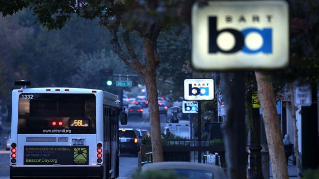 BART Investigating Racist Vandalism Directed at Employees