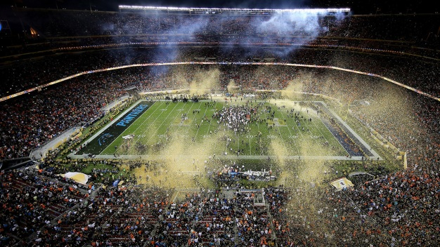 Dazzling Fireworks, Pricey Snacks, Tight Security at SB50