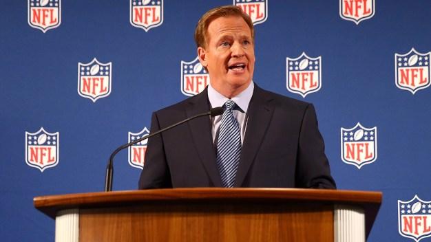 NFL Commissioner Goodell:
