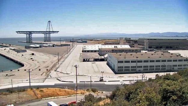 SFPD Officers File Hunter's Point Shipyard Lawsuit