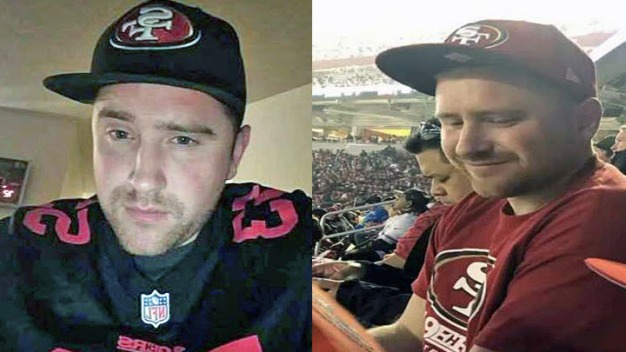 Death of Missing 49ers Fan Found in Bay Ruled an Accident