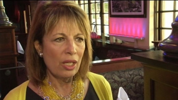 Rep. Jackie Speier Holds Sit-In at Church in San Mateo