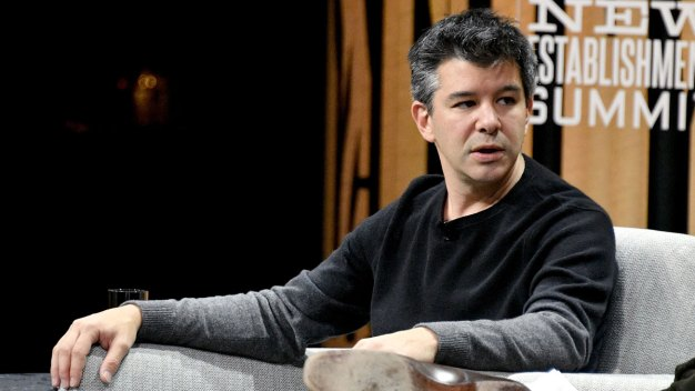 Kalanick Walks Away With $1.4B in Uber Deal With SoftBank