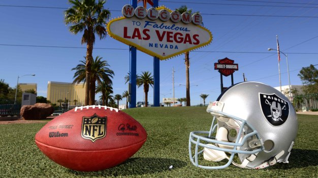 Raiders Submit Las Vegas Relocation Papers