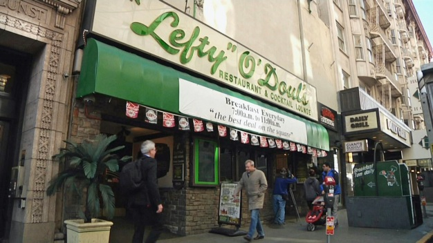 Lefty O'Doul's Set to Pack Up, Change Location